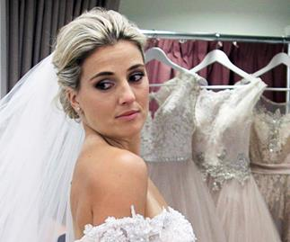 Gemma Flynn makes a star appearance on Say Yes To The Dress