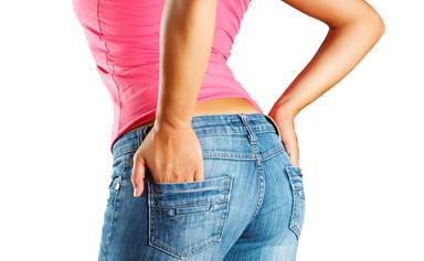 If you've got a big bum you might want to read this