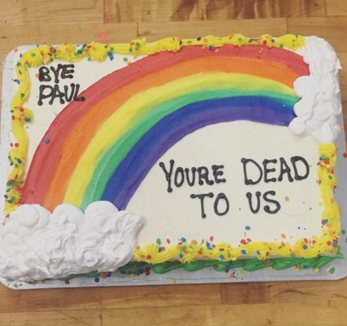 Bye Paul.