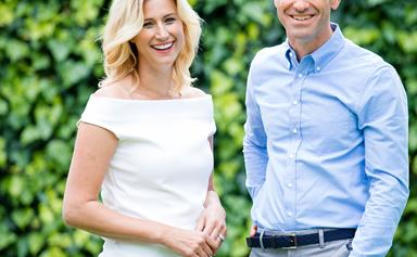 Pippa Wetzell and Haydn Jones' family connection