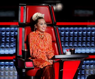 WATCH: Dolly Parton duets with goddaughter Miley Cyrus on The Voice