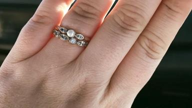 The $180 engagement ring that caused outrage