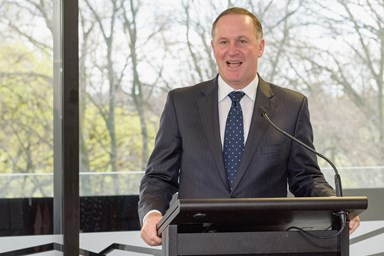 John Key steps down as Prime Minister
