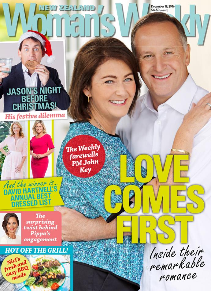 ***See this week's New Zealand Woman's Weekly for more on the couple's big news.***