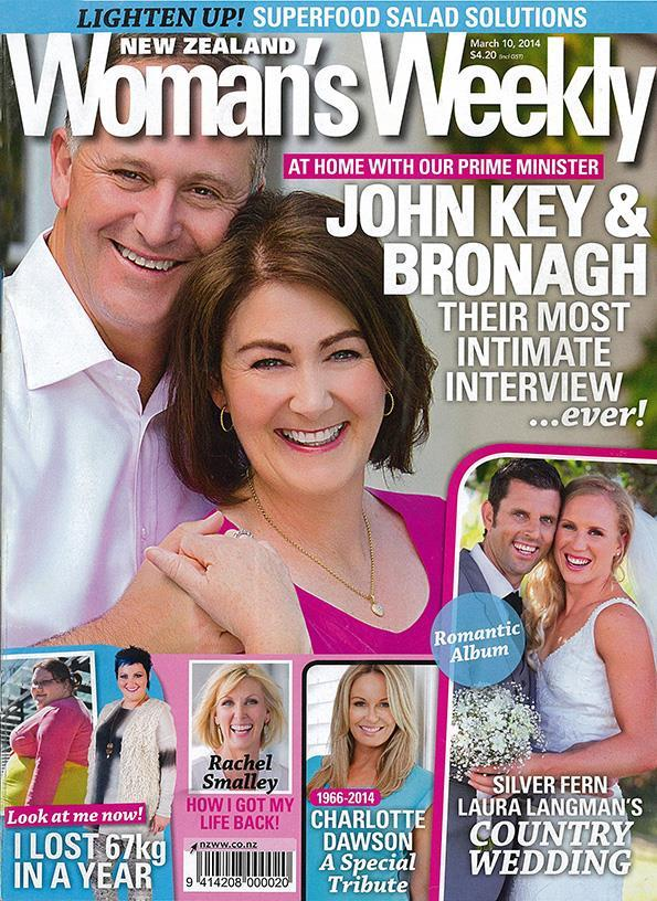 """**John on missing milestones in his children's lives due to the job:** """"There is a huge number of things I have missed but Bronagh has gone to absolutely everything, which has given them stability."""" *New Zealand Woman's Weekly, March 10 2014*"""