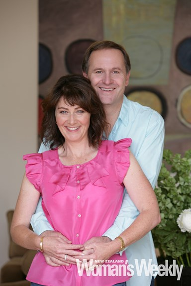 John Key and wife Bronagh: In their own words