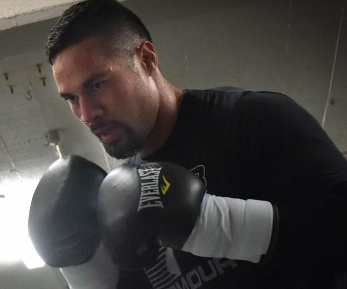 Kiwi boxer Joseph Parker