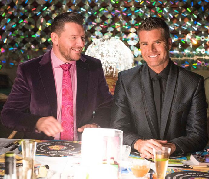 Manu and co-host Pete Evans have made *MKR* a ratings hit.