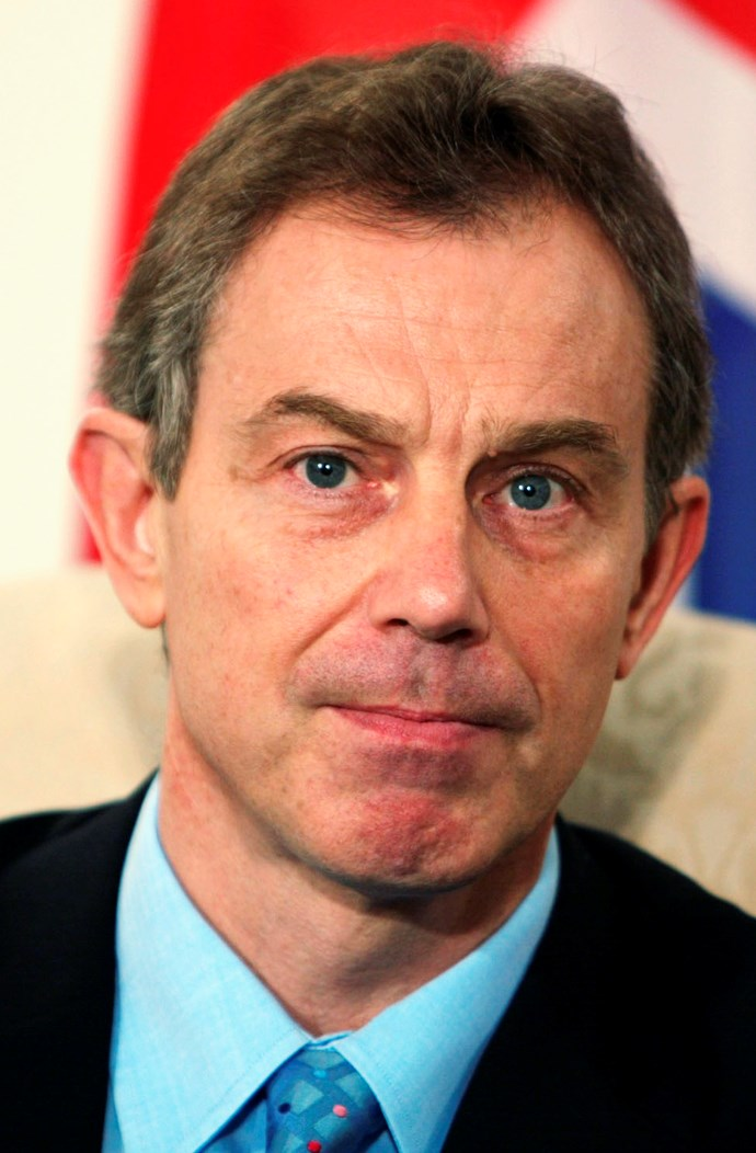 Tony Blair, of the Labour Party, led the UK from 1997 to 2007.
