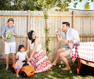 At home with MKR's Manu Feildel