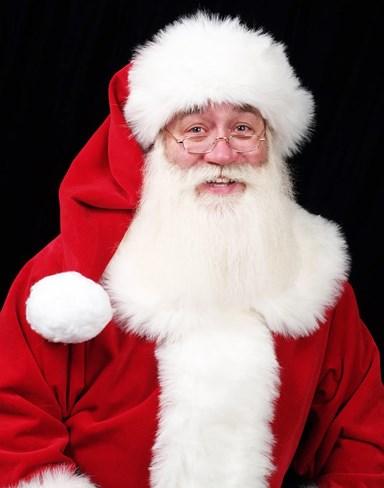 Boy dies in the arms of Santa Claus