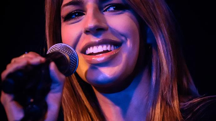 Brooke Fraser pregnant with baby number two