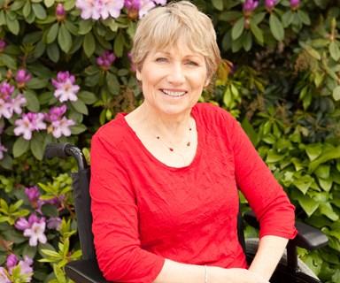 'Multiple sclerosis won't hold me back'