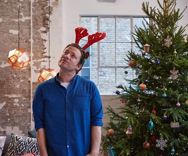 Jamie Oliver's Christmas survival