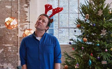 Jamie Oliver's Christmas survival