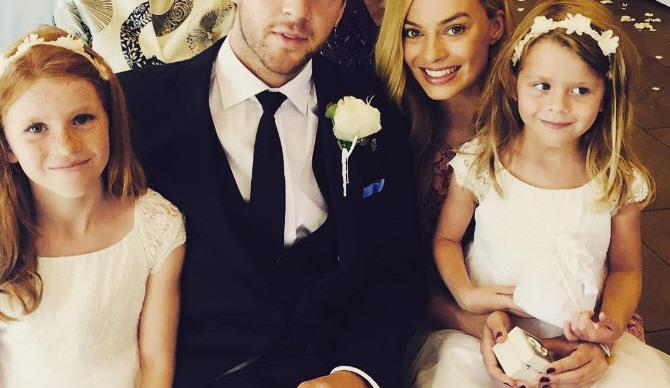 Margot Robbie wedding
