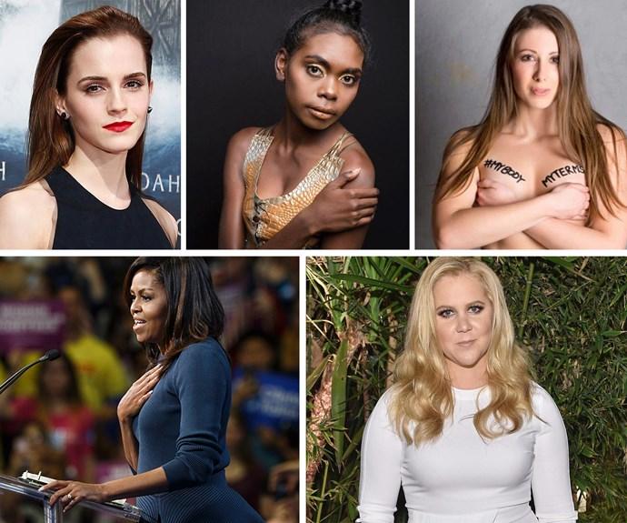 Women of 2016