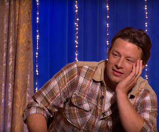 Watch what happens when Jamie Oliver's phone gets hacked