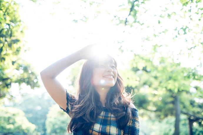 Sunlight can help boost your mood