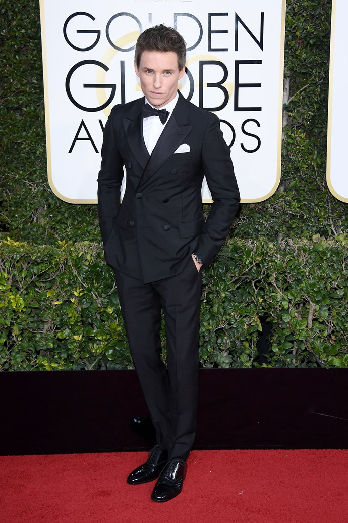 Eddie Redmayne got the vote of both the Golden Globe deciders and the 6000 odd Academy voters to win Best Actor in both instances for his role in *The Theory of Everything*.