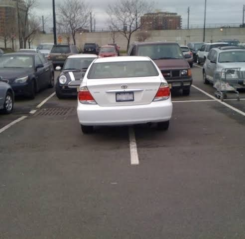 Bad Parking Taranaki