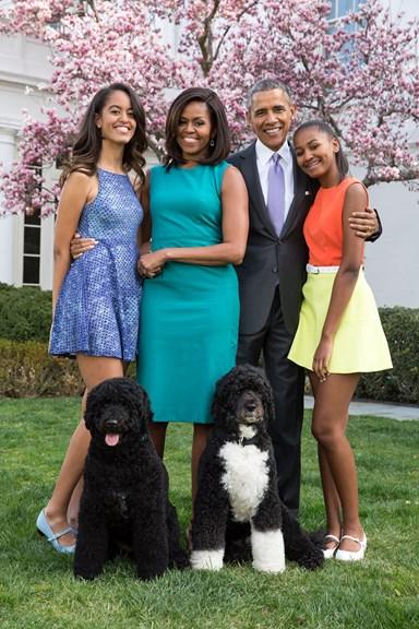 Inside Barack Obama's home