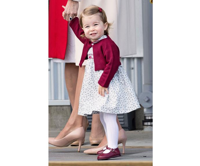 **1** What are Princess Charlotte's middle names?  (Wait for the final slide for answers)