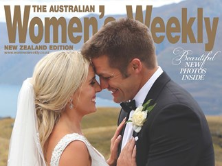 Richie McCaw and Gemma Flynn's wedding day revealed