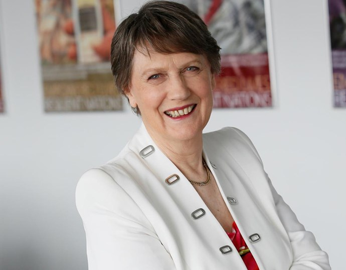 Helen Clark is the highest ranking woman at the United Nations. Photo: Stuart Ransom