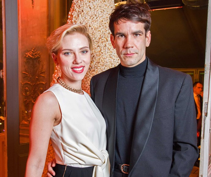 Scarlett Johansson splits from Romain
