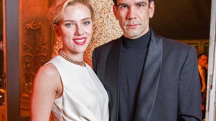 Scarlett Johansson splits from Romain