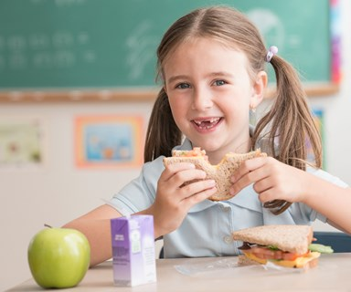 Five healthy back to school lunchbox ideas