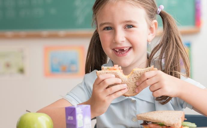 Five healthy back to school lunchbox ideas