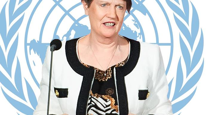 Helen Clark is the director of the United Nations Development Programme