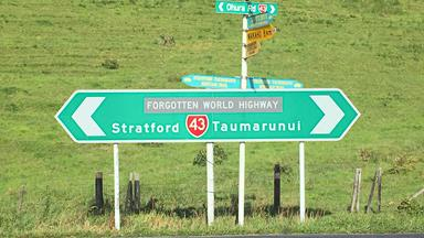 Weekly travel: New Zealand's forgotten world highway