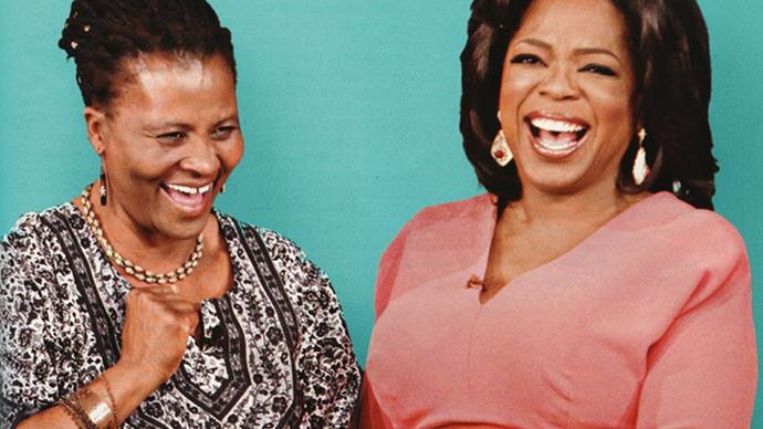 Meet the woman Oprah called her 'all time favourite interview'