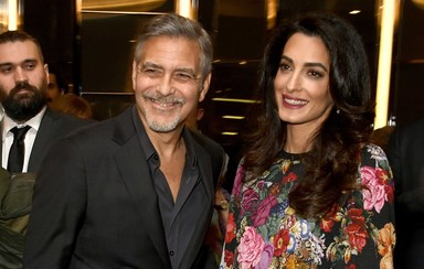 George Clooney and wife Amal expecting twins