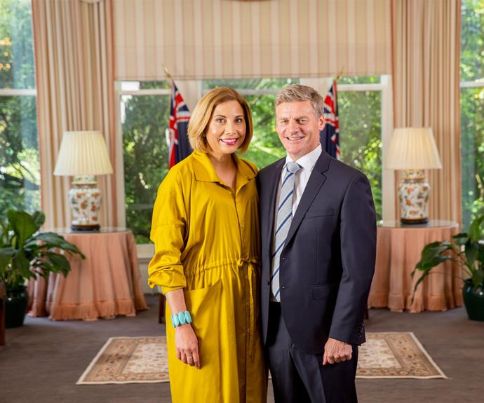 The Wellington couple will not be moving into Premier House, the official prime ministerial residence.