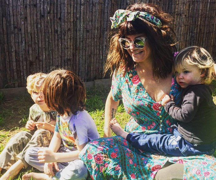 Australian parenting blogger Constance Hall