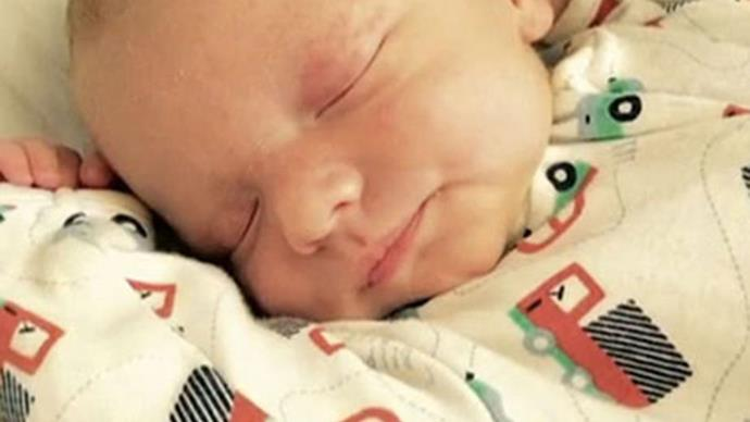 Parents reveal their heartache after baby swing death