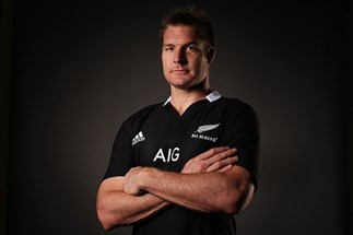 Former All Black Ali Williams.