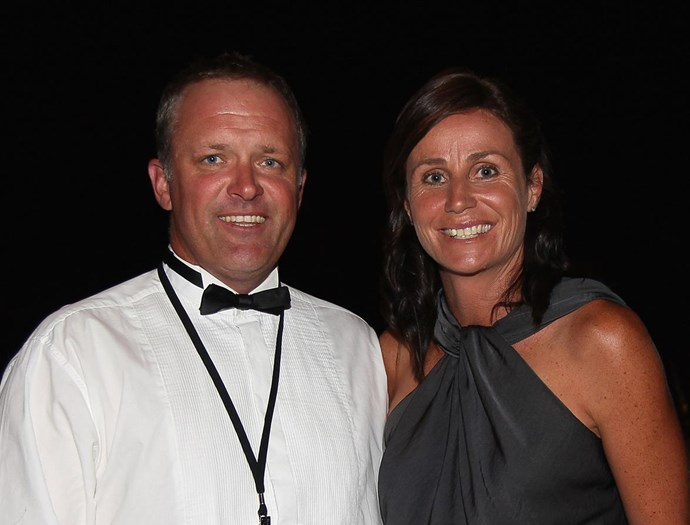 Tania Dalton and her husband, Duane Dalton