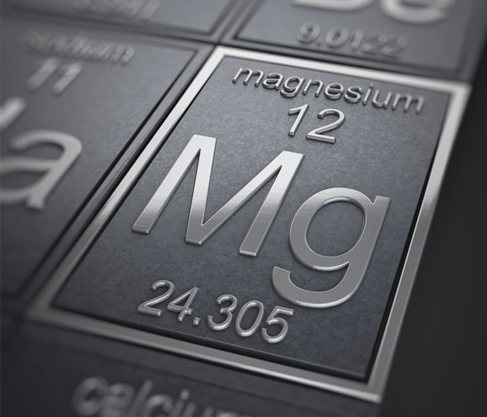 **Did you know?** An estimated 80 per cent of adults have a magnesium deficiency.