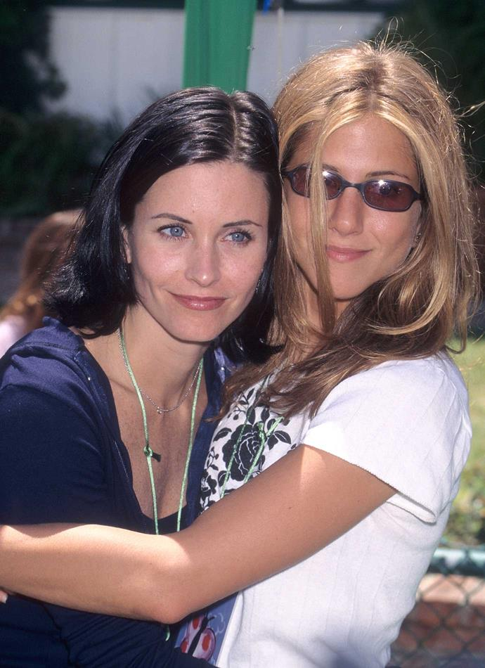 Courtney and Jennifer have been friends for over two decades
