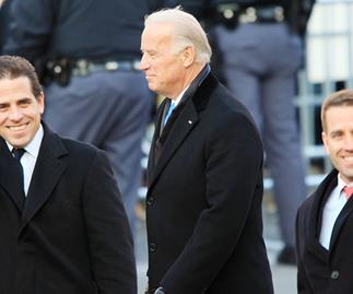 Former U.S. Vice President Joe Biden's son is in a relationship with his brother's widow