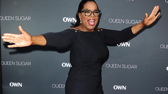 Oprah Winfrey says being overweight made her feel like she was living with a disability