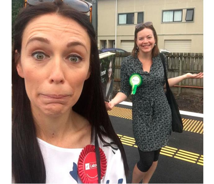 The Green Party MP has built up a close friendship with her political opponent, Jacinda Ardern.