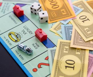 Popular board game Monopoly reveals new game pieces.