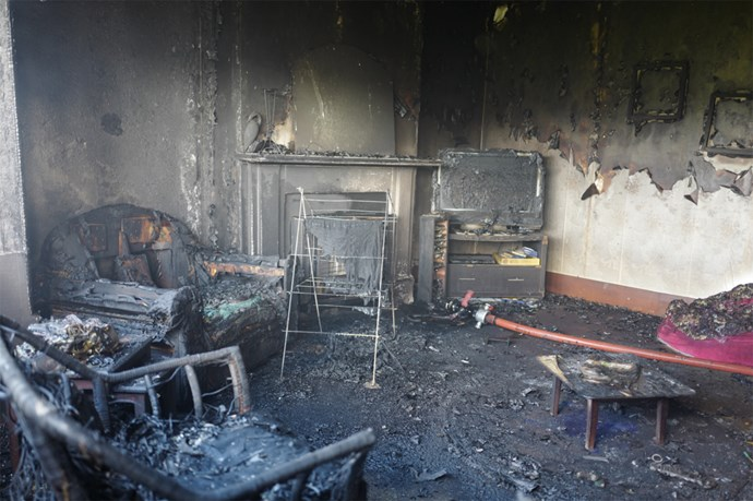 WATCH: Go inside a real house fire with this new virtual reality tool