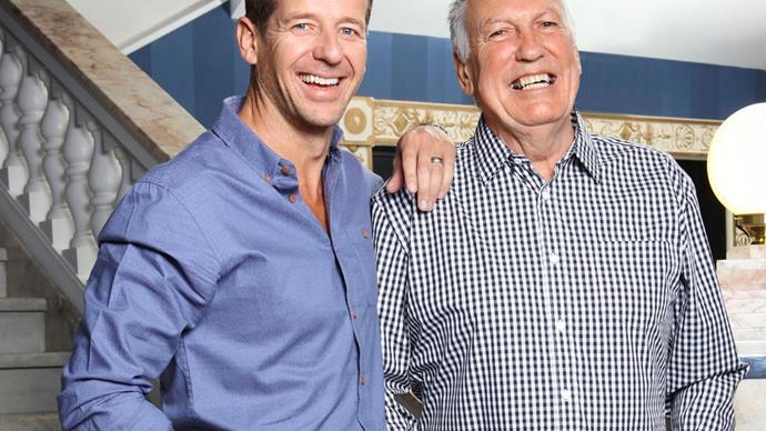 Simon Barnett, Gary McCormick
